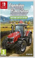 hra pro Nintendo Switch Farming Simulator 17 - Nintendo Switch Edition