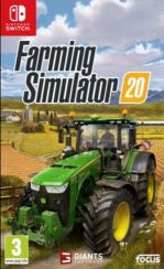 hra pro Nintendo Switch Farming Simulator 20