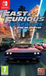 hra pro Nintendo Switch Fast & Furious: Spy Racers Rise of SH1FT3R