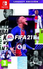 FIFA 21 - Legacy Edition CZ (SWITCH) (SWITCH) + darček tričko