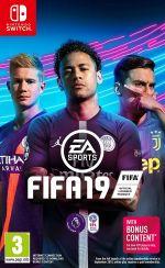 FIFA 19 (SWITCH) + darček tričko
