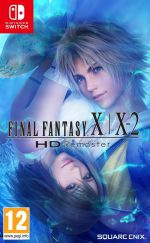 hra pro Nintendo Switch Final Fantasy X a X-2 HD