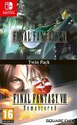 Final Fantasy VII + Final Fantasy VIII Remastered