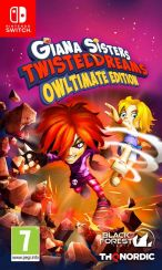 hra pre Nintendo Switch Giana Sisters: Twisted Dreams - Owltimate Edition