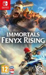 Immortals Fenyx Rising (SWITCH) + darček STEELBOOK