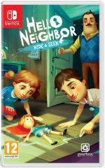 hra pre Nintendo Switch Hello Neighbor: Hide & Seek