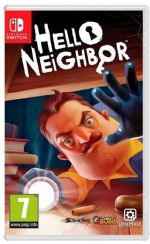 hra pre Nintendo Switch Hello Neighbor