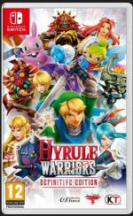 hra pro Nintendo Switch Hyrule Warriors: Definitive Edition