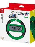 Konzole Nintendo Switch a příslušenství Joy-Con Wheel Deluxe - Luigi