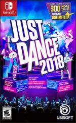 hra pro Nintendo Switch Just Dance 2018