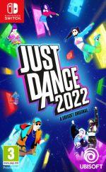 hra pro Nintendo Switch Just Dance 2022