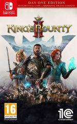 Kings Bounty 2 - Day One Edition CZ (SWITCH) + darček korbeľ