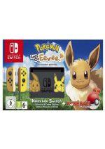 Konzola Nintendo Switch a príslušenstvo Konzola Nintendo Switch + Pokémon Lets Go, Eevee + Pokéball Plus - Special Edition