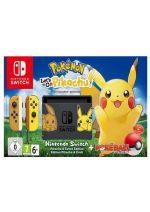 Konzola Nintendo Switch + Pokémon Lets Go, Pikachu + Pokéball Plus - Special Edition (SWITCHHW)