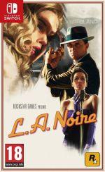 hra pro Nintendo Switch L.A. Noire