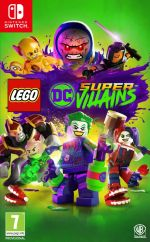 hra pre Nintendo Switch LEGO DC Super-Villains