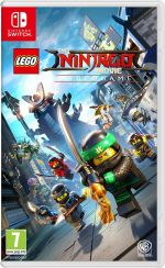 LEGO Ninjago Movie Video Game (SWITCH) + darček školský set