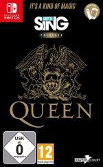 hra pro Nintendo Switch Let's Sing Presents Queen + Mikrofon