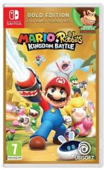 Mario + Rabbids Kingdom Battle - Gold Edition (SWITCH)