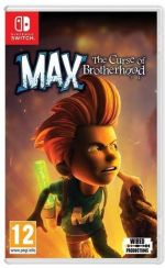hra pro Nintendo Switch Max: The Curse of Brotherhood