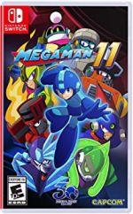 hra pre Nintendo Switch Mega Man 11