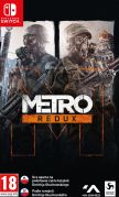 hra pro Nintendo Switch Metro: Redux