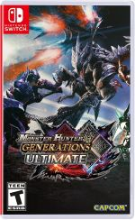 hra pre Nintendo Switch Monster Hunter Generations Ultimate