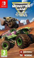 hra pro Nintendo Switch Monster Jam: Steel Titans