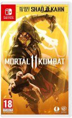 Mortal Kombat 11 (SWITCH) + darček kľúčenka