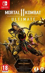 Mortal Kombat 11 Ultimate (SWITCH) + darček kľúčenka