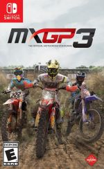 hra pro Nintendo Switch MXGP 3 - The Official Motocross Videogame