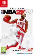 hra pro Nintendo Switch NBA 2K21