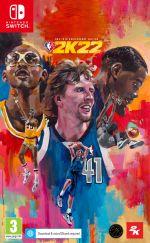 hra pro Nintendo Switch NBA 2K22 - 75th Anniversary Edition