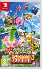 New Pokémon Snap (SWITCH) + Tri darčeky