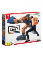 Konzola Nintendo Switch a príslušenstvo Nintendo Labo - Robot Kit