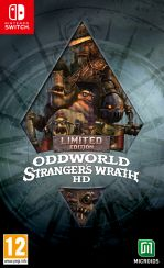 Oddworld: Strangers Wrath HD - Limited Edition (SWITCH)