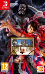 hra pre Nintendo Switch One Piece: Pirate Warriors 4