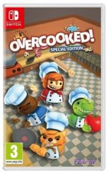 hra pro Nintendo Switch Overcooked - Special Edition