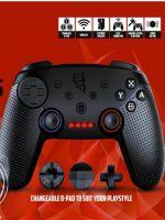 Konzola Nintendo Switch a príslušenstvo Ovládač pre Nintendo Switch GameDevil PRO-S