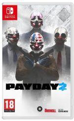hra pro Nintendo Switch Payday 2