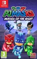 hra pro Nintendo Switch PJ Masks: Heroes of the Night