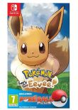Pokémon: Lets Go, Eevee! + Poké Ball Plus