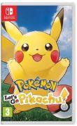 Pokémon: Lets Go, Pikachu!