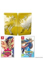 Pokémon Shield and Sword - Dual Edition (SWITCH)