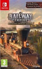 hra pro Nintendo Switch Railway Empire - Nintendo Switch Edition