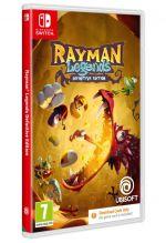 hra pro Nintendo Switch Rayman Legends (Code in Box)