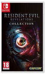 hra pro Nintendo Switch Resident Evil: Revelations Collection [US verze]