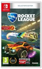 hra pre Nintendo Switch Rocket League: Collectors Edition