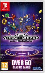 hra pro Nintendo Switch Sega Mega Drive Classics