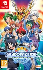 hra pro Nintendo Switch Shadowverse: Champions Battle